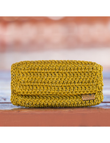 Handmade Knitted Tobacco Case