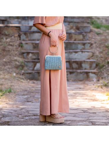Handmade Knitted Crochet Bag