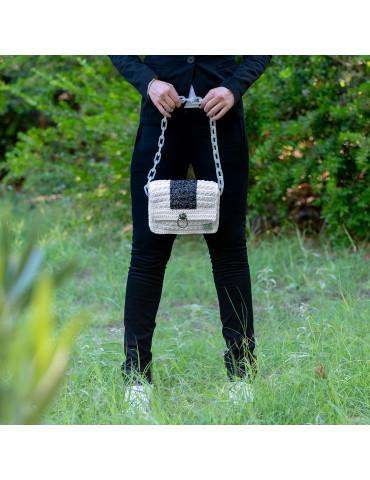 Handmade Knitted Pochet Bag...