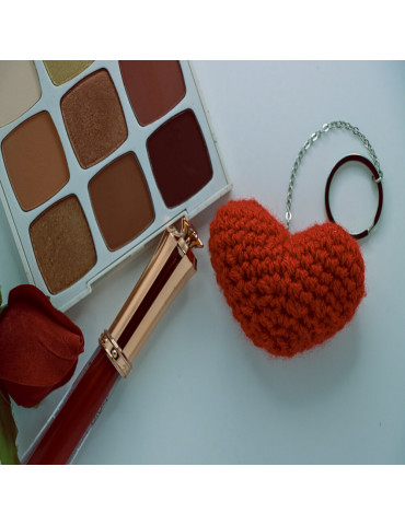Handmade Knitted Heart...