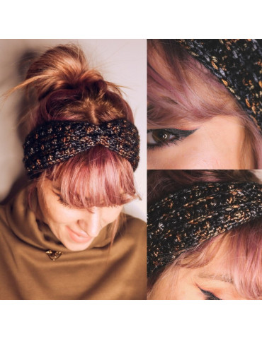 Handmade Knitted Headbands