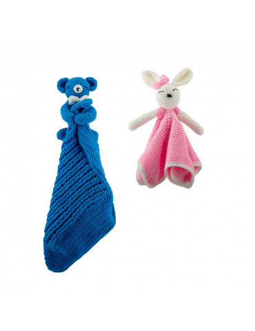Handmade Knitted Small...