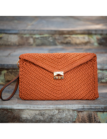 Handmade Envelope clutch Bag